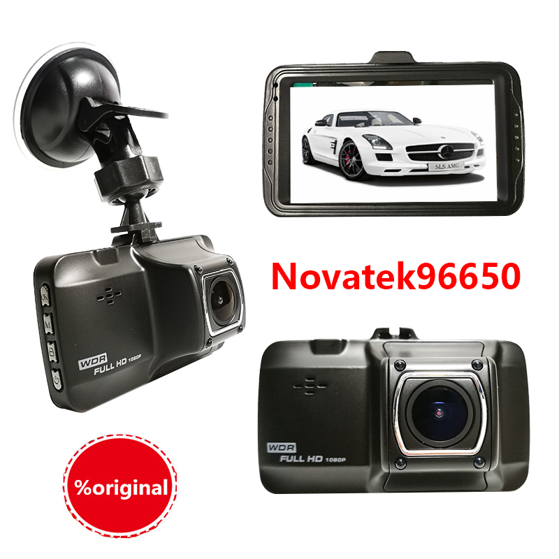 Newest 1080P Full HD 12MP mini car DVR Dual camera IR night vision camera sprint car 170degree wide-angle camera