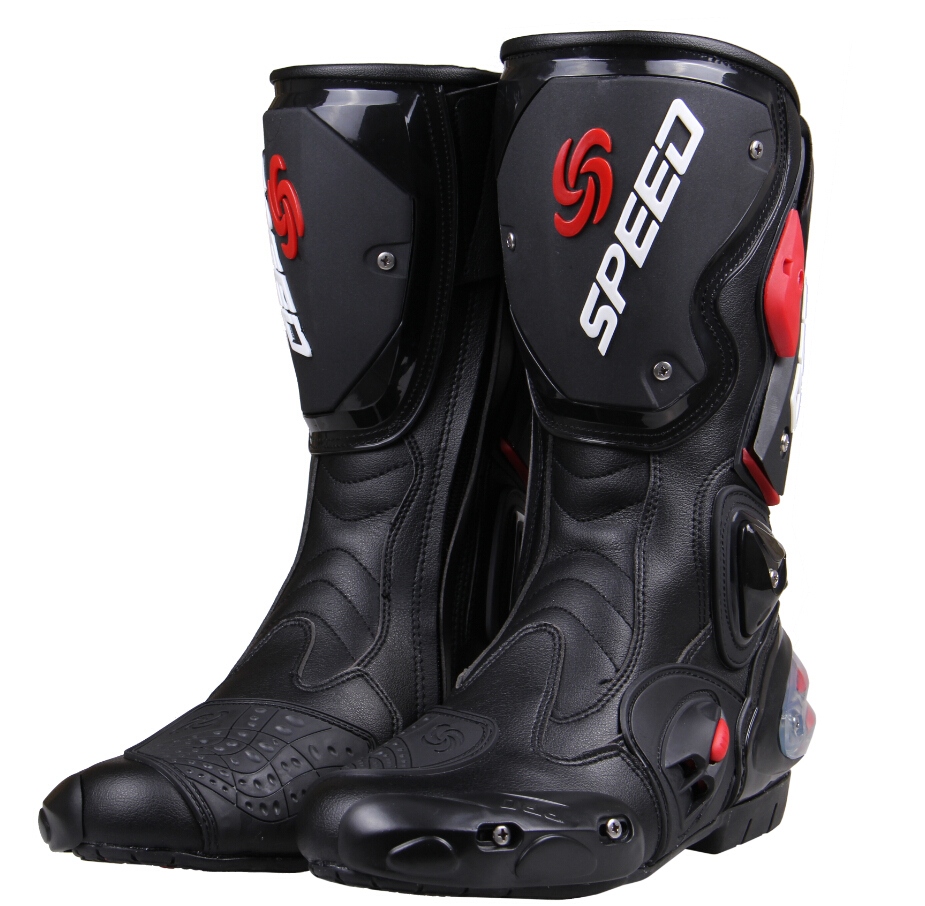 Riding Tribe Speed Off Road Racing Motorcycle Boots Waterproof Motorbike Motocross Riding Shoes Boots Moto Motorbike Boot Shoes riding tribe motorcycle waterproof boots pu leather rain botas racing professional speed racing botte motorcross motorbike boots