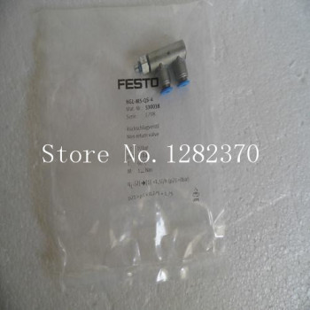 цена на [SA] New original authentic special sales FESTO gas fitting HGL-M5-QS-4 530 038 spot --5pcs/lot