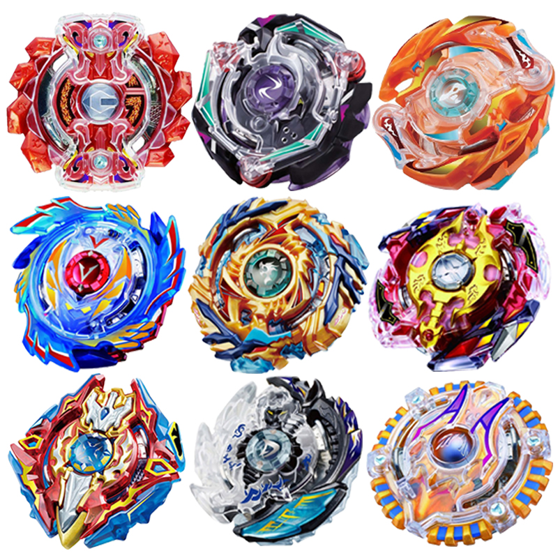 1 pc font b Spinning b font font b Top b font Beyblade With Launcher And
