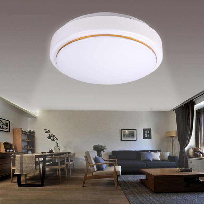 Led Ceiling Light 24w For Foyer Bed