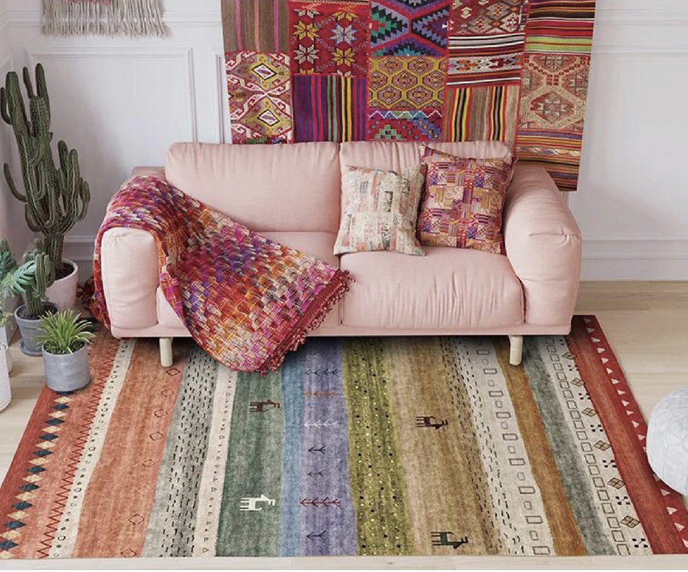 Maroc tapis doux pour salon chambre tapis maison tapis plancher porte tapis tapis décorer mode hôtel tapis grands tapis