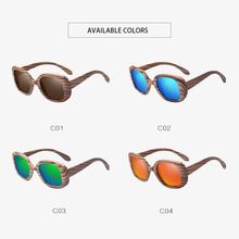 BAMBOO & WOODEN Handmade Polarized  Sunglasses *MEN – WOMEN* Sun Glasses Vintage Mirror