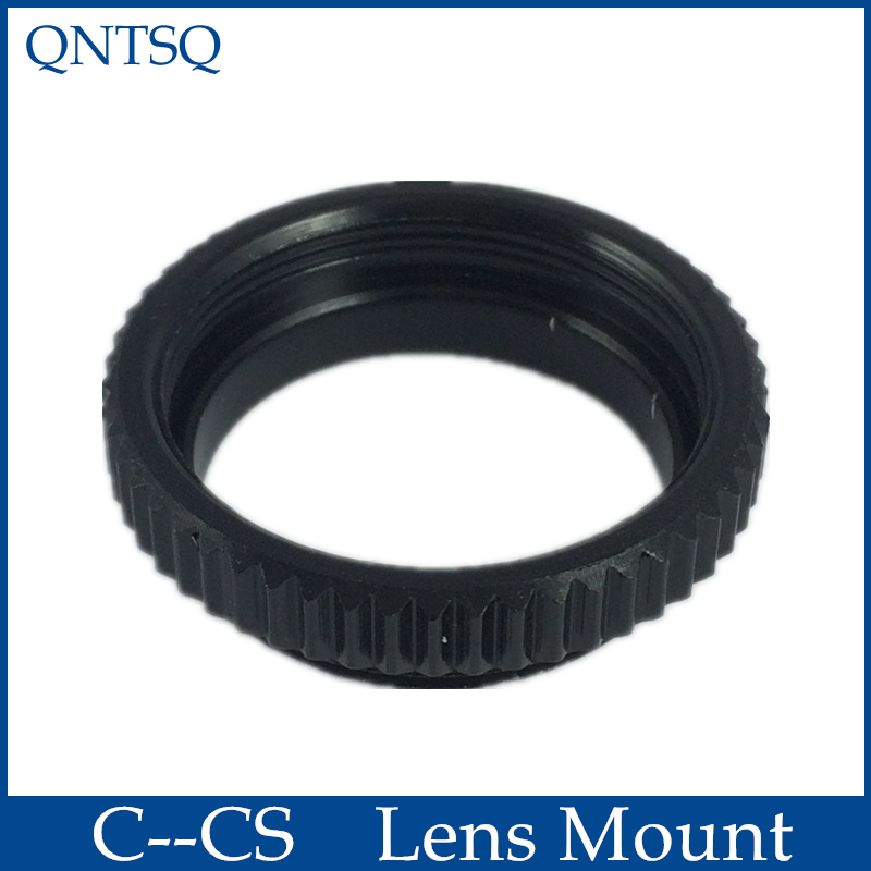 C to CS Mount Adaptor Converter Ring for Security CCTV Camera,C Mount to CS Mount Ring Adapter,C/CS Lens Mount Adaptor new phototube to c mount camera adapter u tv1x 2