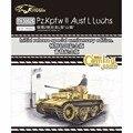 Flyhawk FH3002S 1/72 pz. Kpfw II Ausf L Luchs отпуска специальный издания