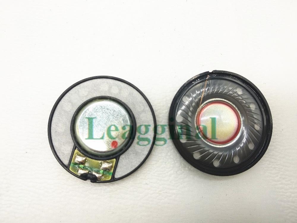 40 MM hoparlör 16 çekirdekli DIY kulaklık hoparlörler 32ohm qc25 - Taşınabilir Ses ve Görüntü
