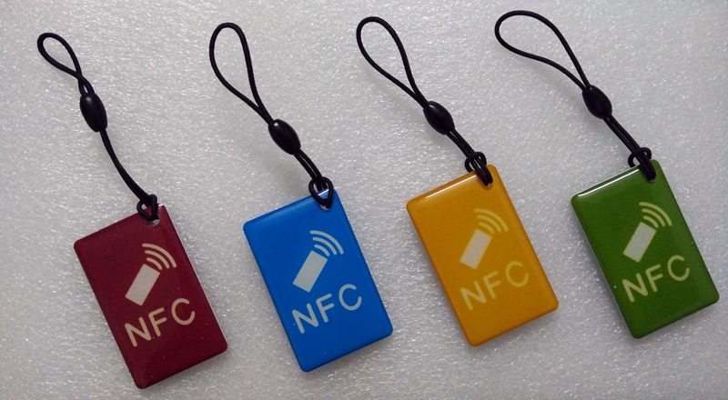 Waterproof NFC Tags/lable 13.56mhz RFID Smart Card for All NFC ...