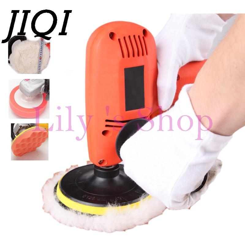 Car waxing machine Electric polishing professional beauty Polisher gloss seal vertical Paints Care Car Scratch Repair 110V 220V телефон cisco uc phone 7821