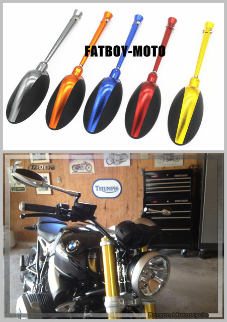 2016 new motorcycle mirror CNC  same paragraph for CBR 600 900 929 954 1000 RR (6 color selection)