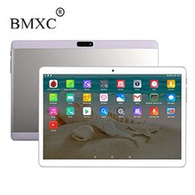 BMXC 10.1 Inch Tablet PC Android 6.0 3G Android6.0 Octa Core 2GB RAM 32GB ROM WiFi FM IPS LCD 1280*800 Phone Call Tablets 9