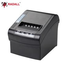 260mm/sec High Speed 80mm Thermal Printer WIFI/LAN/Series/USB Receipt printer thermal for Kitchen POS system supermarket стоимость