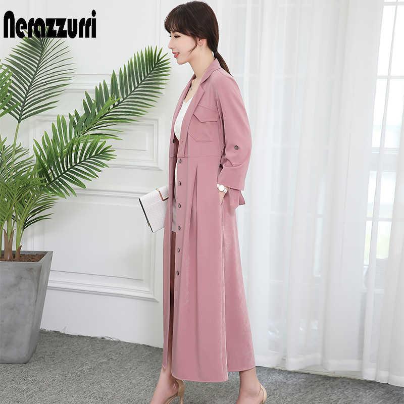 Nerazzurri シャツドレス女性プラスサイズの服 5xl 6xl 7xl ロング暖かいマキシドレスエレガントなタイト作業ドレス