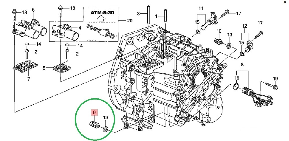 2015 Honda Cr V Engine Wiring Diagram