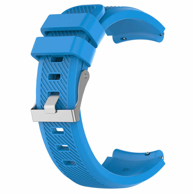 HIPERDEAL Smart Accessories 22MM ReplacementSoftSilicagel Sports Watch Band Strap For HUAMI Amazfit Stratos Smart Watch 2 Fe12