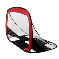 Portable Folding Goal Nets Door Gate Soccer Training Target Net Children Mesh Frame Kids Gift For Team Sports
