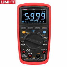UNI-T UT139S True RMS Digital-Multimeter Temperatur Sonde LPF pass LPF (low pass filter) funktion(China)