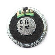 10 шт./лот 2 Вт 8ohm динамик для электронной собаки-черный(36 мм