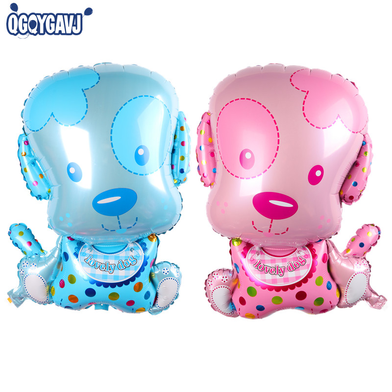 Hot Sale Qgqygavj Free Shipping Foil Balloon Modeling Cartoon Puppy
