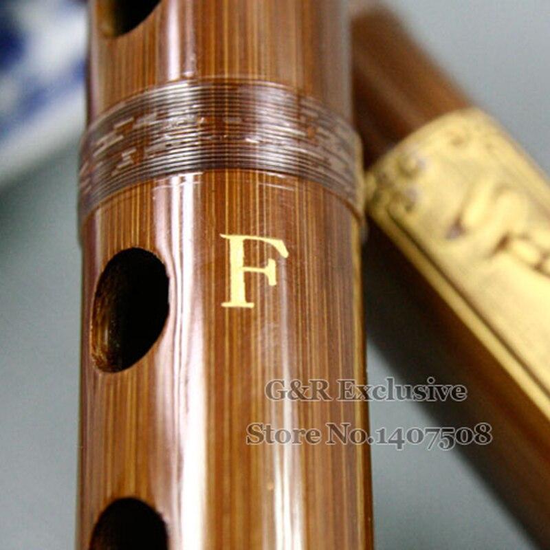 Chinese Bamboefluit Professionele Muziekinstrument Flauta Etnische - Muziekinstrumenten - Foto 5