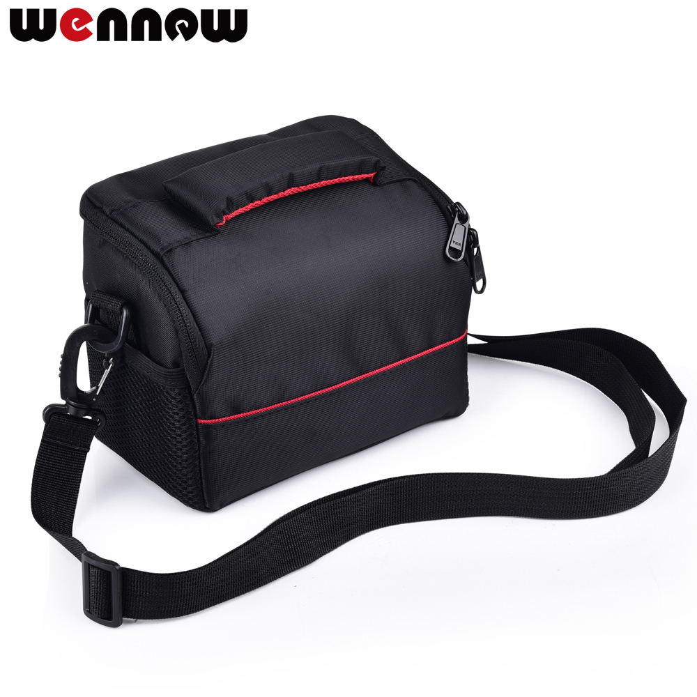 wennew Digital Case Camera Bag For Canon G7X Mark II G9X SX430 SX420 EOS M10 M50 Nikon CoolPix B700 B500 P610S P610 P540 P530