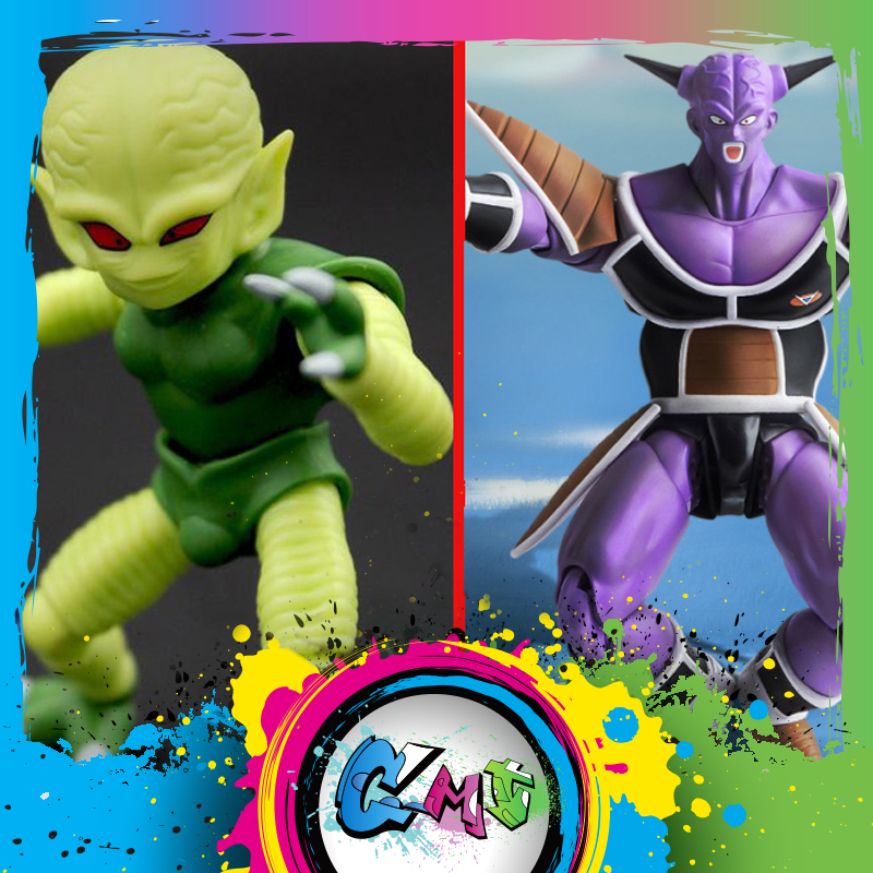 In Stock Demoniacal Fit Dragon ball Z SHF Figure Type Ginyu Force Captain