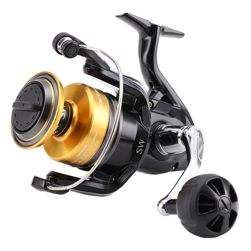 100% Original Shimano Socorro Sw 8000 Big Sea Fishing Reel 4+1bb 4.9:1 X-ship Saltwater Trolling Spinning Fishing Reel To Assure Years Of Trouble-Free Service