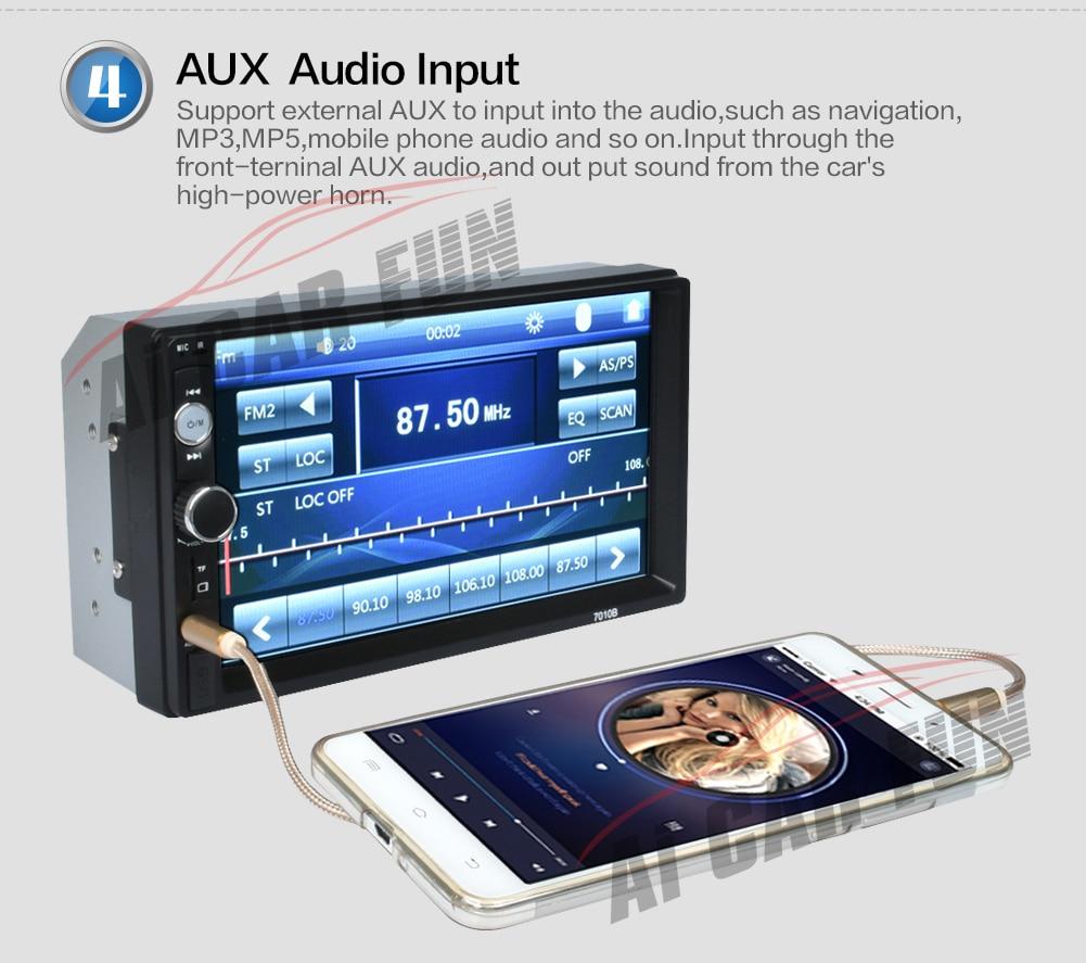 7010B Ai CAR /Bluetooth 7