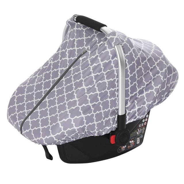 Multi Use Mother Breastfeeding Cover Lattice Nursing Cover Baby Sunshade Stroller Cover Infant Car Seat Cover For Newborn Babies In Nursing Covers