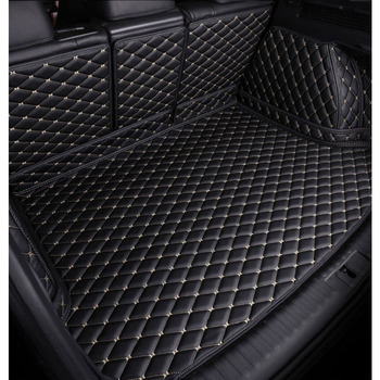 Custom Car Trunk Mat for jeep renegade compass grand cherokee wk2 kl Accessories Car Cargo Boot Liner Rear Trunk Mat Floor Tray