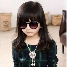2019 Children retro sunglasses Boys Girls UV400 toddler glasses Cute round Eyewe