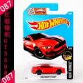 2016 Hot Wheels Кобра GT350R Металл Diecast Cars Коллекция Дети Toys Автомобиля Для Детей Juguetes