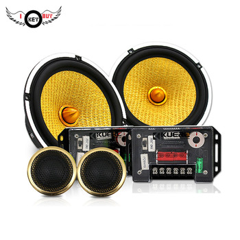 I Key Buy High Quality 6.5 Inch Suit Car Audio Speaker Car-Styling Speakers Sets