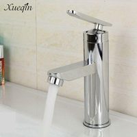 Deck Mounted Hot And Cold Water Mix Faucets Home Kitchen Bathroom Basin Sink Water Faucet Single