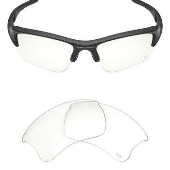 c9e3e38bc0 Mryok + resistir lentes de reemplazo de agua de mar para la chaqueta de Oakley  Flak