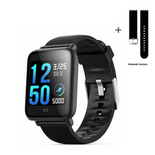 Q9 Heart Rate Monitor Smart Watch Blood Pressure Ip67 Waterproof Multi Sports Mode Fitness Tracker Watch Men Women Smartwatch