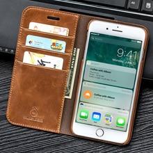 Musubo Роскошь Кожи Сальто Case для apple iPhone X 7 Plus бумажник телефон мешок Стоять Крышку Для iphone 6 Plus Плюс случаях чехол на айфон 5s 5 SE чехол на айфон 6s Plus 8 кожаный чехол