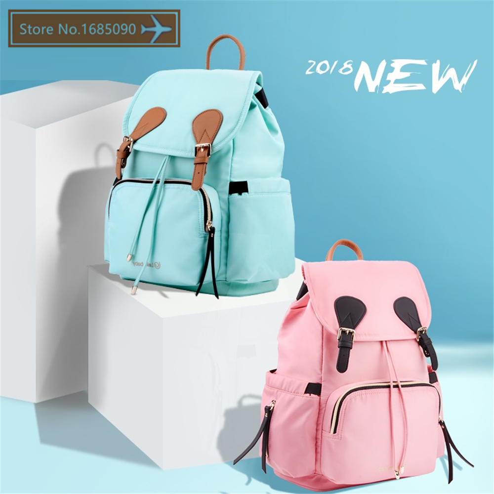 Fashion Baby Bag Multifunction Mummy Bag for stroller Large Capacity Baby diaper bags Nappy Bags baby diaper backpack Lekebaby lekebaby 2 size travel fashion baby bag multifunction mummy maternity bag large baby diaper bags nappy bags baby diaper backpack