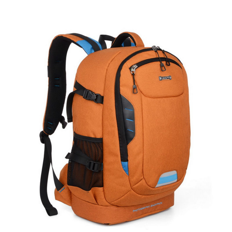 SINPAID Profesional Kamera Digital Tas Travel Ransel Tahan Air DSLR - Ransel - Foto 6