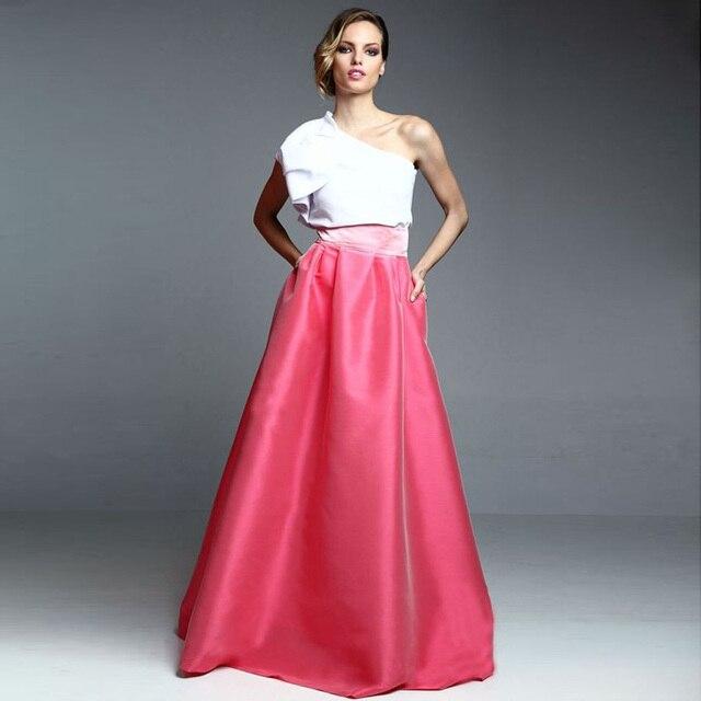 High Street Fashion Lange Röcke Frauen Top qualität Bodenlangen ...