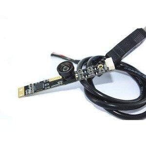 Модуль USB камеры 5 Мп OV5640 с фиксированным фокусом и широкоугольным объективом 160 градусов
