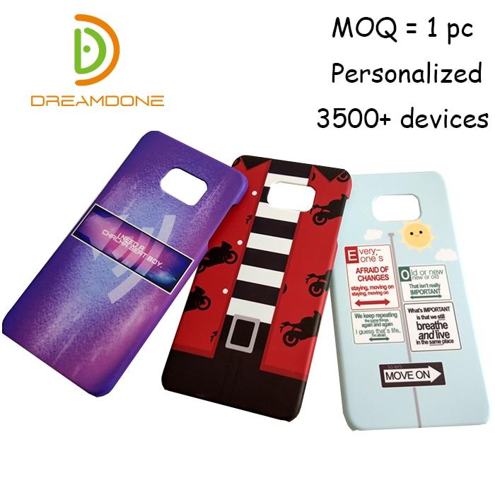 Přizpůsobte si 3D lesklý / matný plastový kryt pouzdra na - Příslušenství a náhradní díly pro mobilní telefony