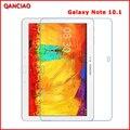 0.3mm 9 h vidrio templado para el samsung galaxy note 10.1 2014 duro edición p601 protector de pantalla 2.5d arco protector de borde