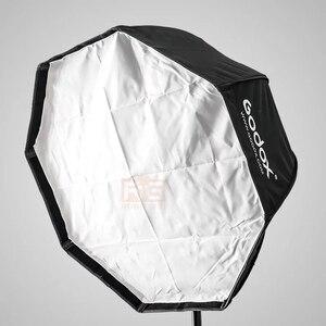 """Image 5 - GODOX 120 cm/48 """"נייד מתקפל אוקטגון Softbox מטריית צילום סטודיו פלאש Speedlite רפלקטור מפזר"""