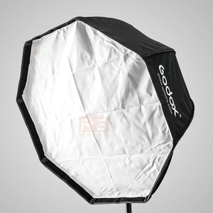 "Image 5 - GODOX 120 cm/48 ""Tragbare Falten Octagon Softbox Regenschirm Foto Studio Flash Speedlite Reflektor Diffusor"