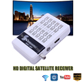 2016 digital hd receptor de satélite apoio iptv dvb-s2 hd por satélite receptor de tv full hd mini receptor de satélite tv set top caixa