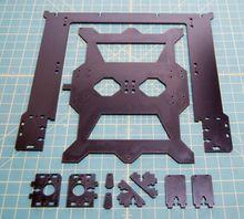 Horizon Elephant Prusa i3 Rework Extra Large 3D Printer laser cut Frame Kit 6mm PE plate