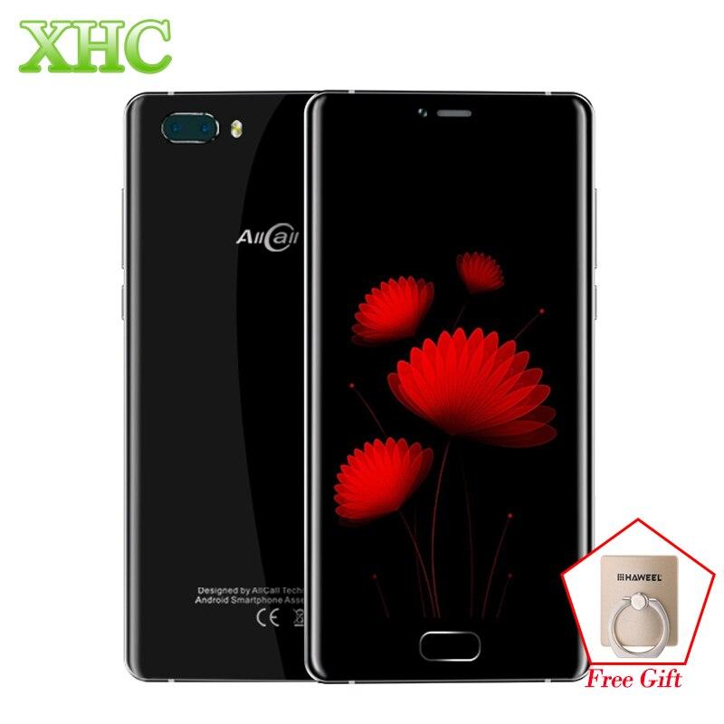AllCall RIO S RAM 2GB ROM 16GB Smartphone Dual Back Cameras 5.5 Android 7.0 MTK6737 Quad Core LTE 4G OTG Dual SIM Mobile Phone ...