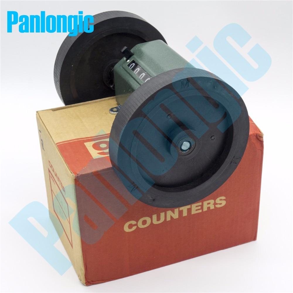 Contatore a rotella Contatore Contatore Lunghezza contatore Meccanico - Strumenti di misura - Fotografia 4