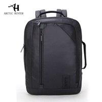 ARCTIC HUNTER Waterproof School Backpack For Men Travel Backpack Women Carrier Fashion Bag Laptop Backpack