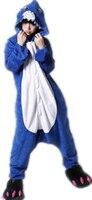 Animal Cosplay Costume Adult Pajamas Seafish Shark Onesies Cartoon Sleepwear Sleepsuit Shark Pajamas